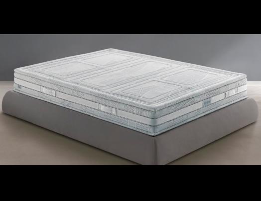 3-х слойный анатомический матрац с раздельными зонамидлярпзных частпей тела надувной матрас 5 в 1 купить